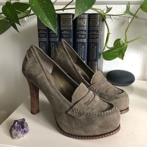 Banana Republic Heels 6.5 in women's